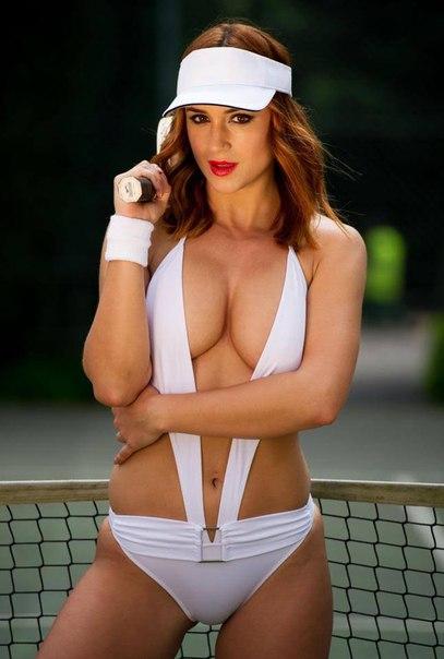 Фото сексуальные теннисистки