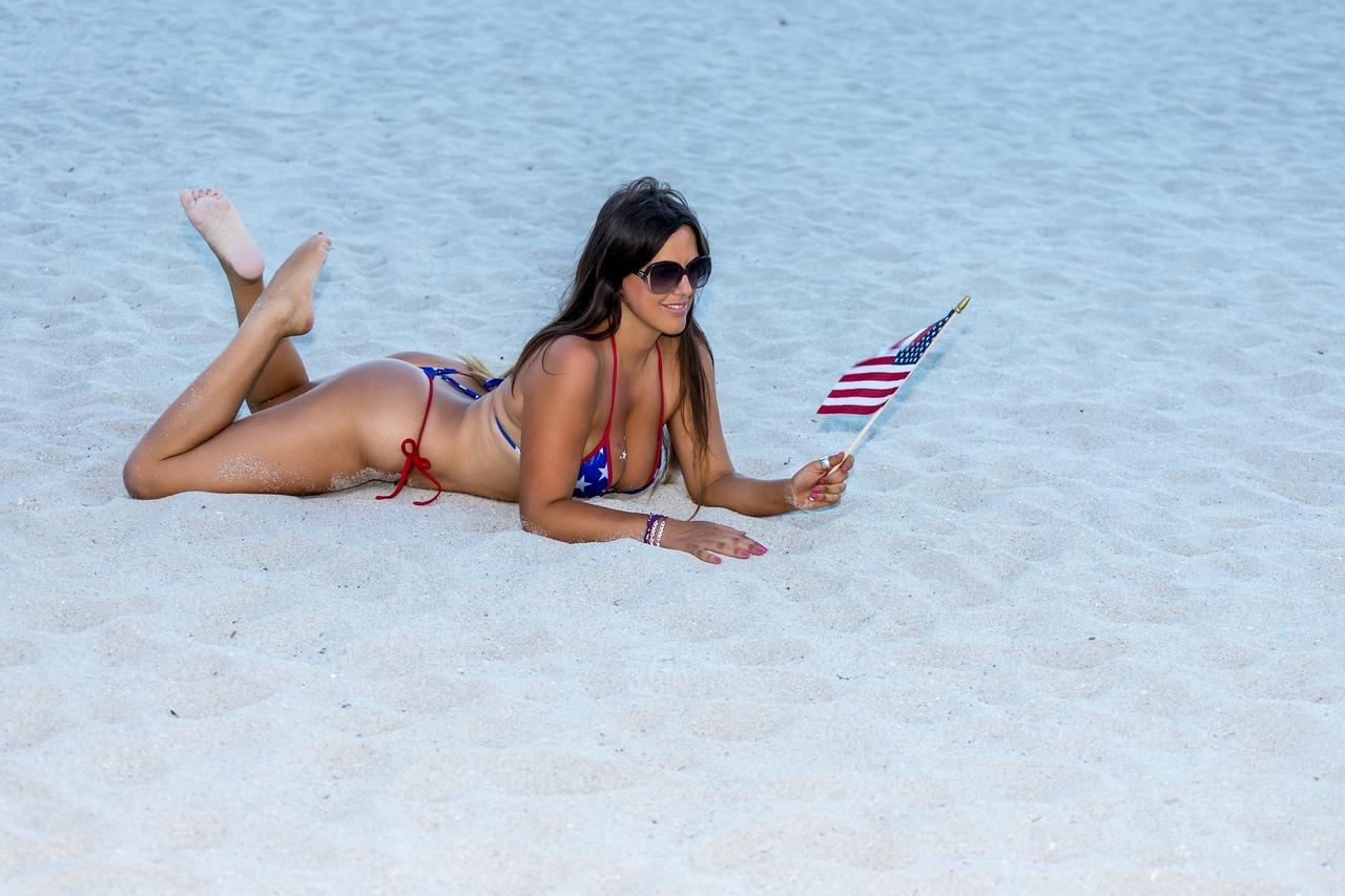 Пляж польша клаудия фото