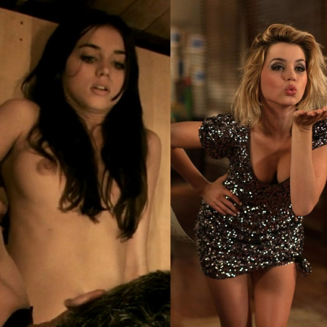 Ana De Armos Nude