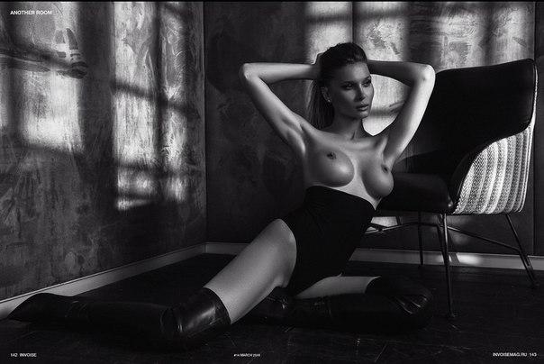 Голая Бьянка голая в Maxim XXL и FHM